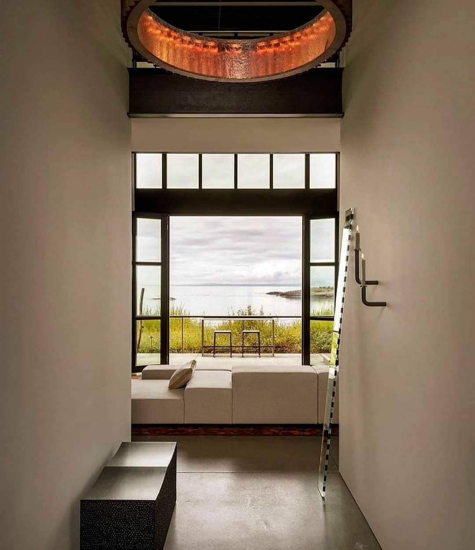 Stunning Interior Design - Source: Olson Kundig