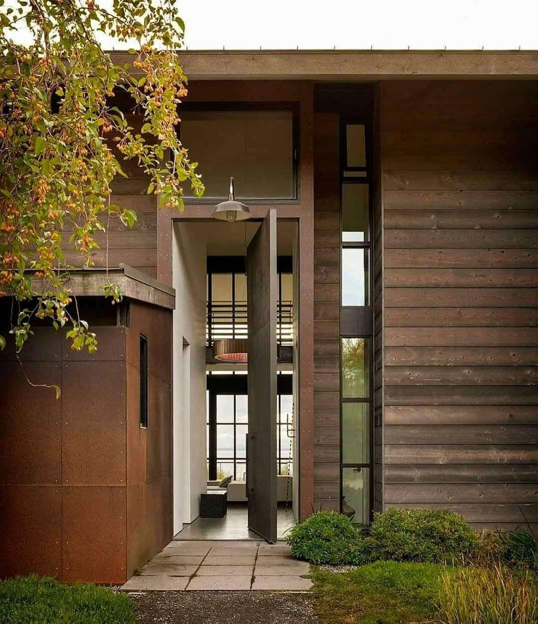 Alluring Exterior Design- Source: Olson Kundig