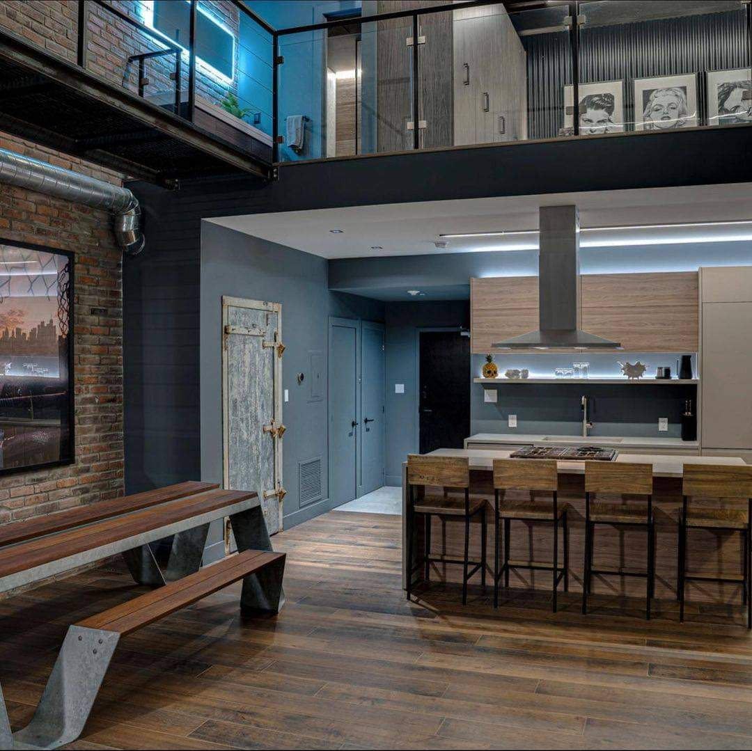 Alluring Kitchen Set Up - Source: damonsnider