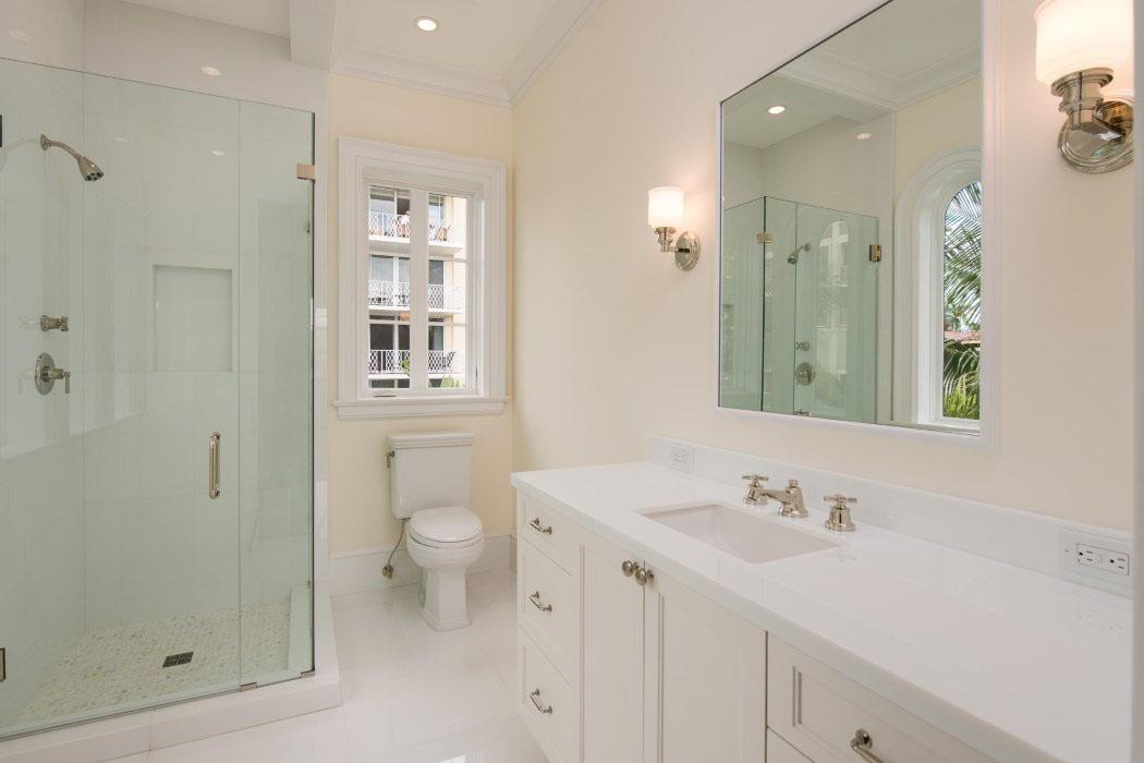 Alluring Bathroom - Source: SKA Architect