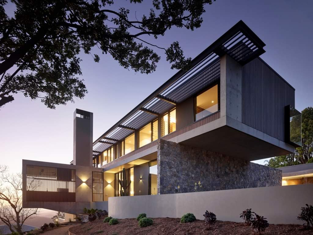 Awesome Exterior Look - Source: Lockyer Architects