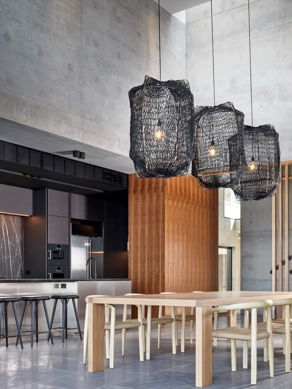 Stunning Kitchen Set Up - Source: Lockyer Architects