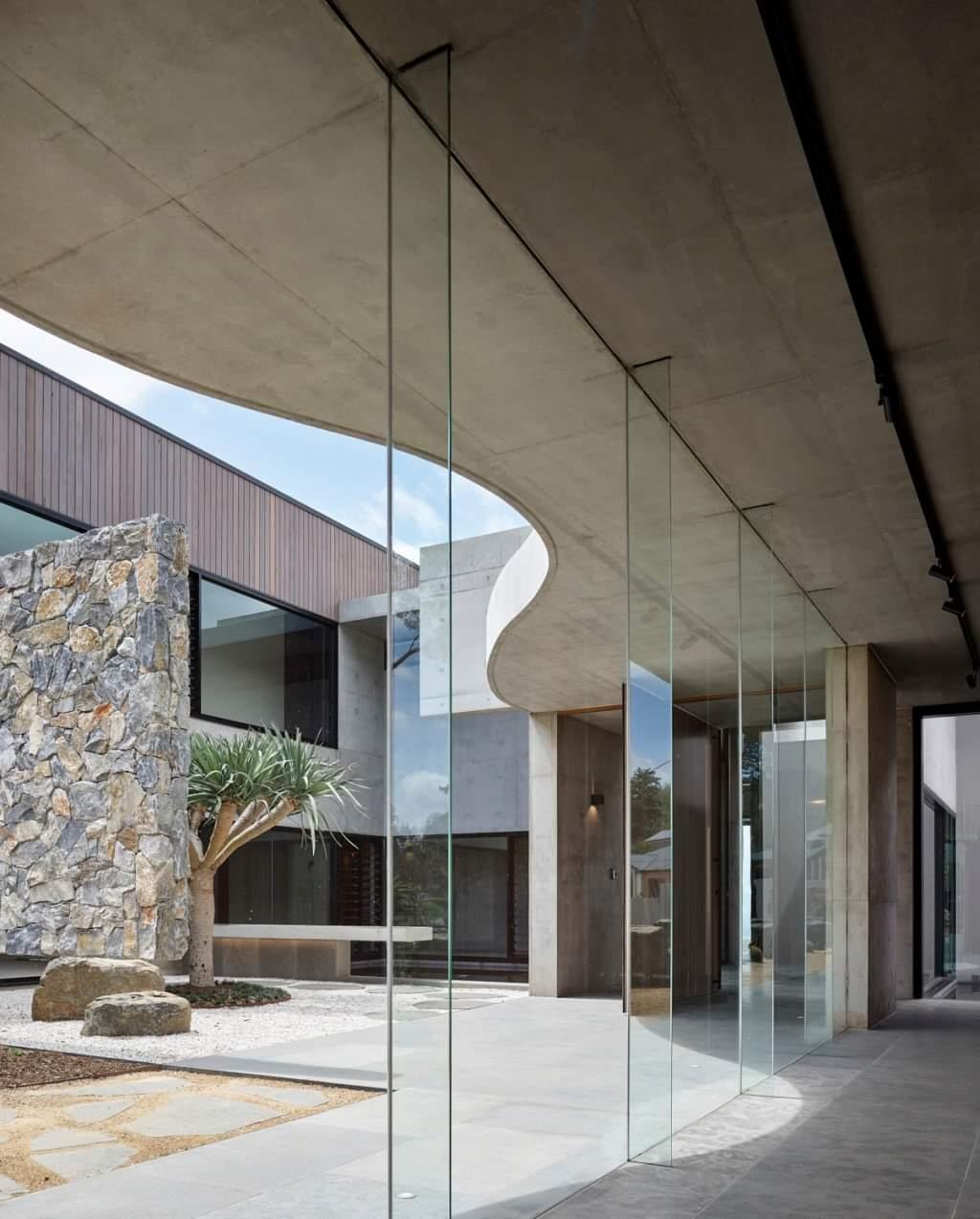 Attractive Mid-Century Architecture - Lockyer Architects