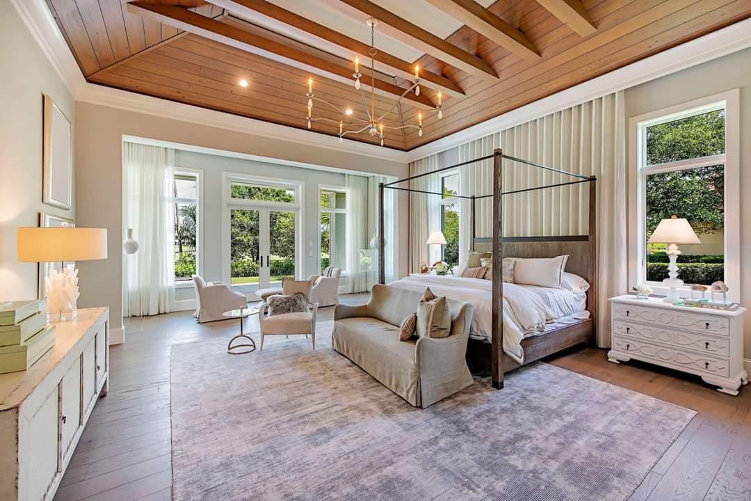 Mind-Blowing Bedroom Interior Design - Source: Marc-Michaels Interior Design
