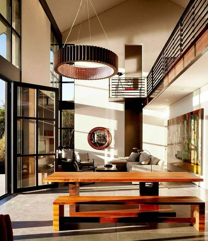 Enchanting Interior look - Source: Olson Kundig