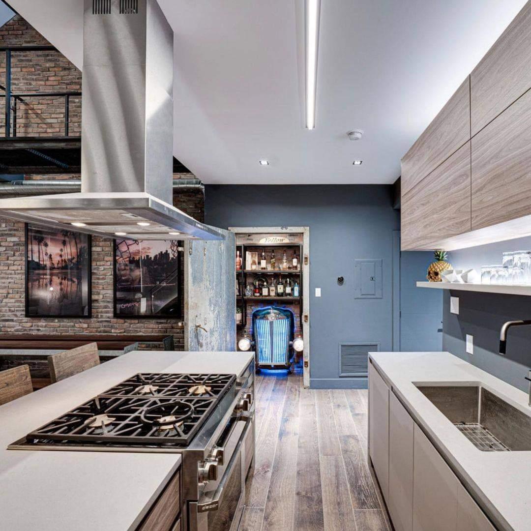 Alluring Kitchen Interior Set Up - Source: damonsnider
