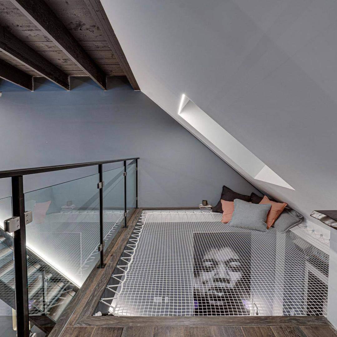 Modern Interior Set Up - Source: damonsnider