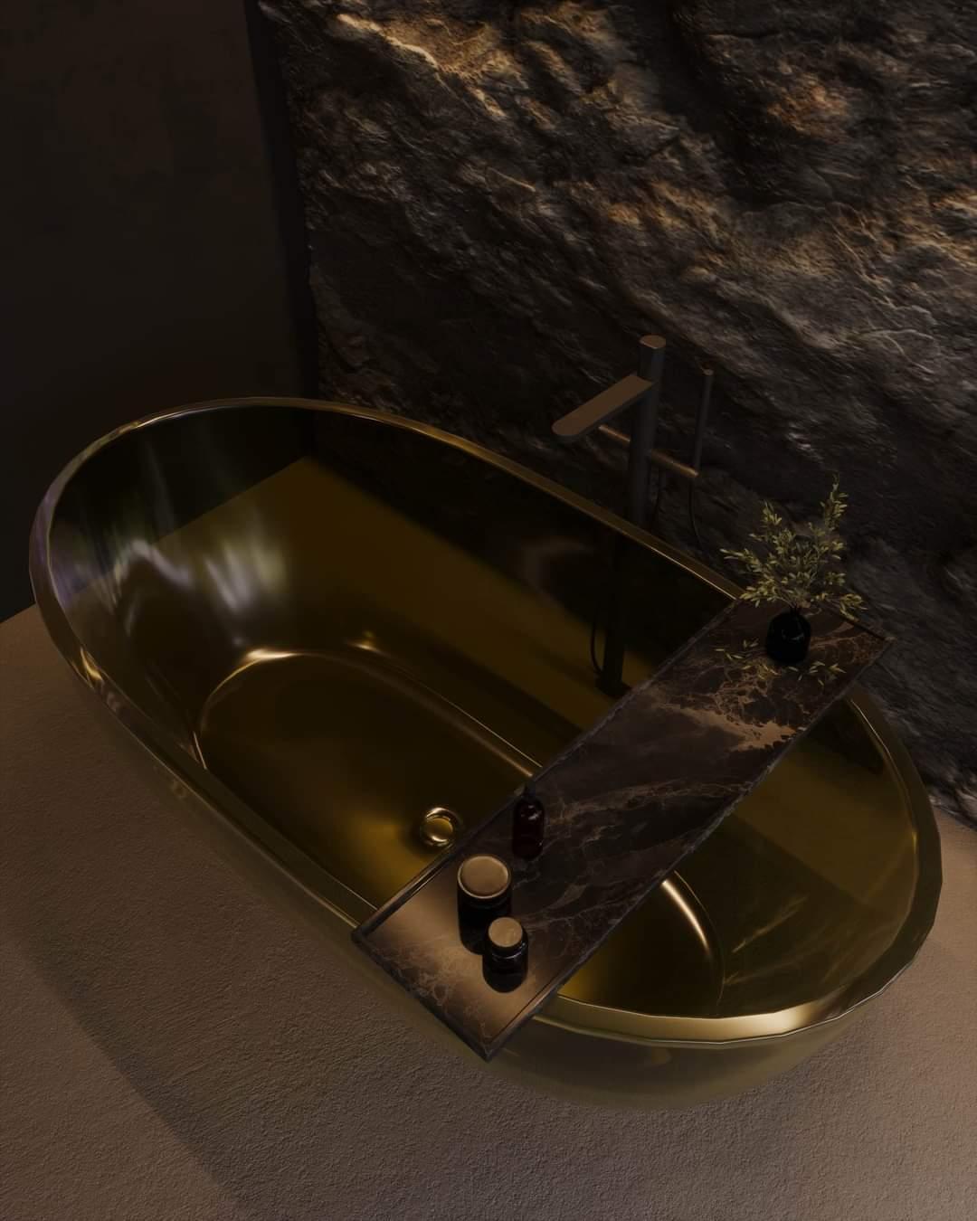Awesome Bath Tub - Source: Kireevaaanna