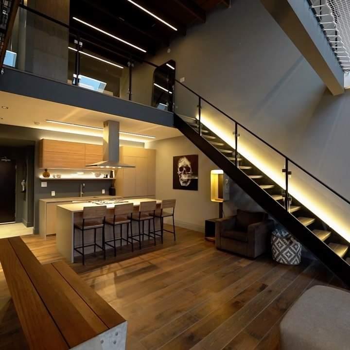 Eye-Catching Living room - Source: damonsnider